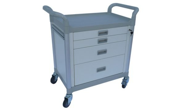 Modular Trolley - 4 Wide Drawers | Modular Trolley (4 x wide drawers)