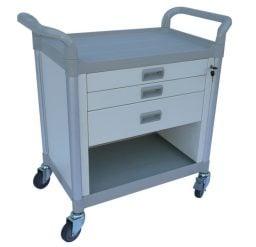 Modular Trolley (3 x wide drawers)