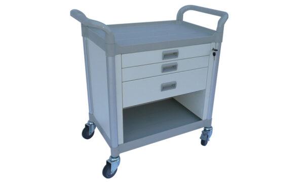 Modular Trolley - 3 Wide Drawers | Modular Trolley (3 x wide drawers)