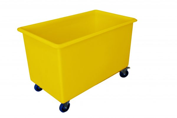 Large Tub Trolleys | rectangular tubs & dollies