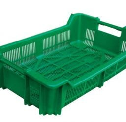 Strawberry Crate – Vented sides & base