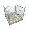 Full Height Pallet Cage - Timber Base | Full Height – Timber Base Pallet Cage
