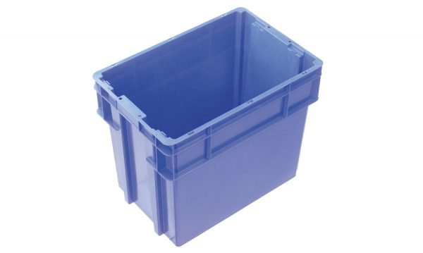 78 Litre 2000 Series Modular Crate & Lid - Unvented | 78 Litre 2000 Series Modular Solid Crate