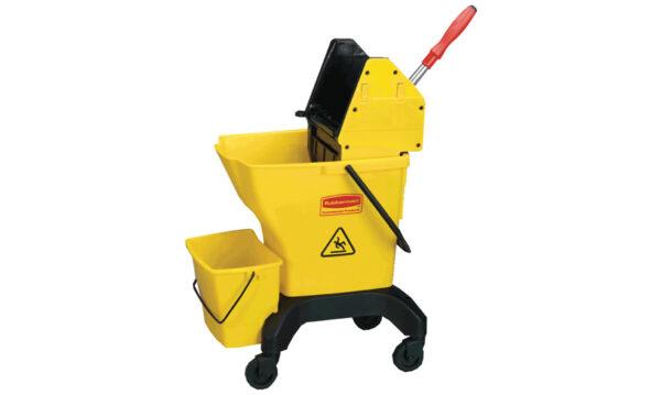 26 Litre All-In-One Mop Bucket | 26 Litre All-In-One Mop Bucket