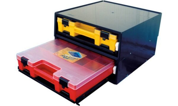 Ezi Pak Carry Case Module Frame with 2 carry cases included 3