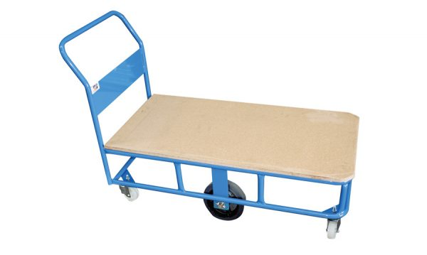 High Deck Platform Trolley with Plywood Top | High Deck Platform Trolley with Plywood Top