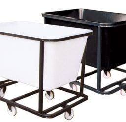 Jumbo Tub Trolley to suit 200L Crate