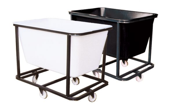 Jumbo Tub Trolley to suit 200L Crate 3