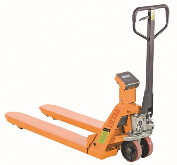Pallet Truck with Scale 3