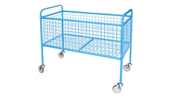 High Platform Mesh Trolley | High Platform Mesh Trolley