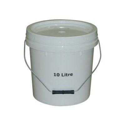 10 Litre Bucket & Lid | 10 Litre Bucket