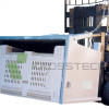 Mega Bin Forklift Tipping Attachment | Mega Bin Forklift Tipping Attachment