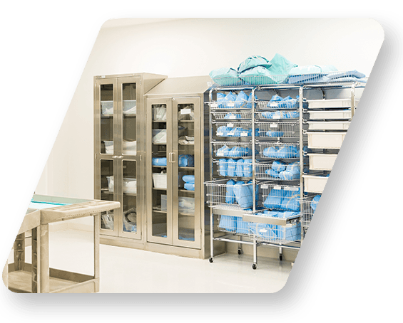 medical storage solution