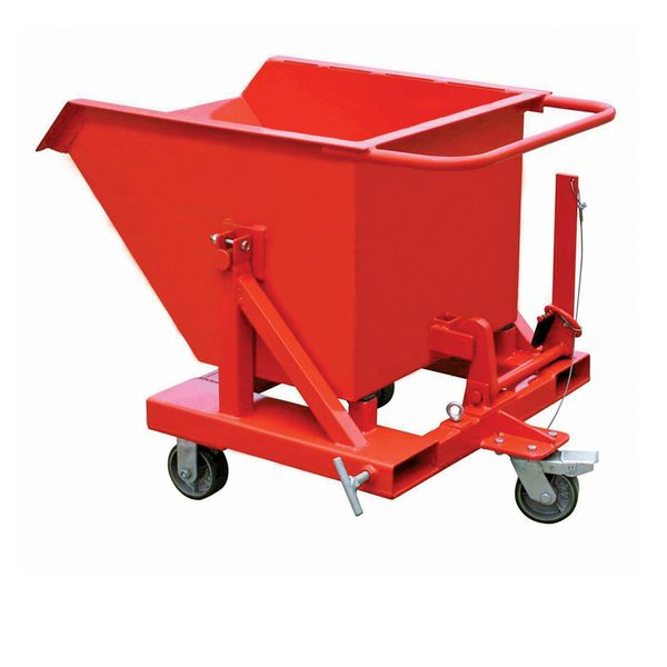 Forklift Waste Tipping Bin – 150L 2
