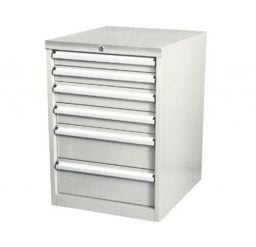 6 Drawer Cabinet – 565mm Wide