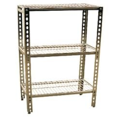 525mm Wide – 3 Shelves (1350mm H)
