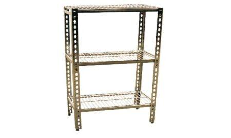 3 Shelves 1350mm High