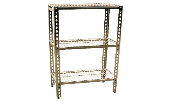 375mm Wide – 3 Shelves (1350mm H) 2