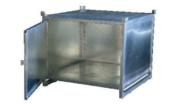 Secure Cage – Sheet Metal Surround |