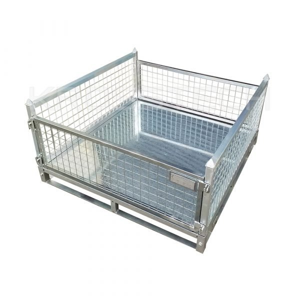 Half Height Steel Stillage – Sheet Metal Base |