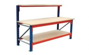 Heavy Duty Steel Workbenches