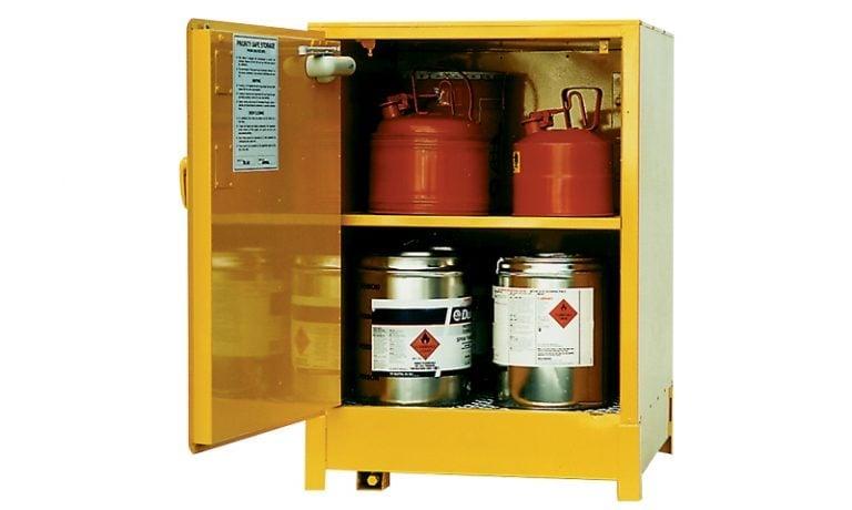 Heavy Duty Flammable Liquids Cabinets