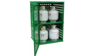 LPG Gas Storage Containers
