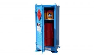 Outdoor Flammable Liquids Cabinet - Mini Series
