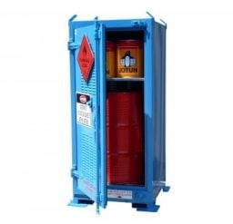 250L Outdoor Flammable Liquids Cabinet – Mini Series