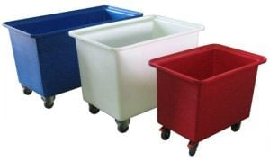 Rectangular Tubs & Dollies