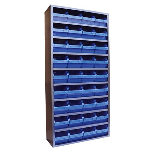STORBAY® Shelving with Stack n Hang