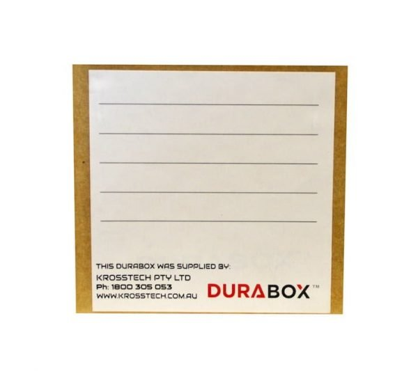 DURABOX Labels |