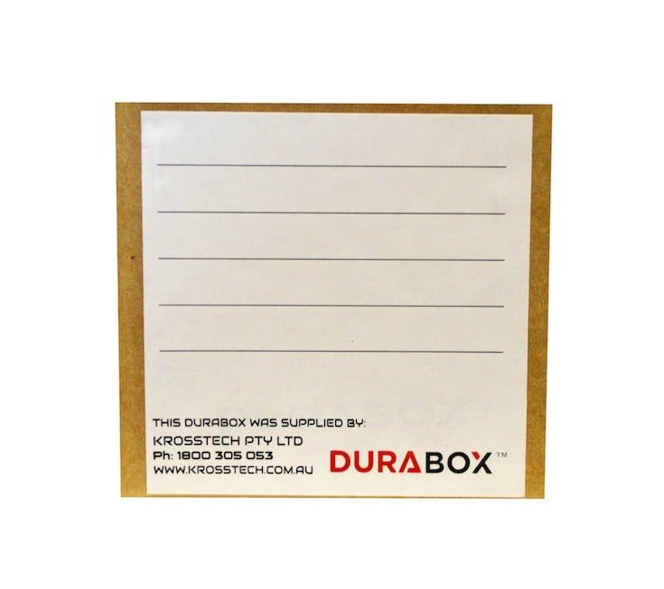 DURABOX® Labels