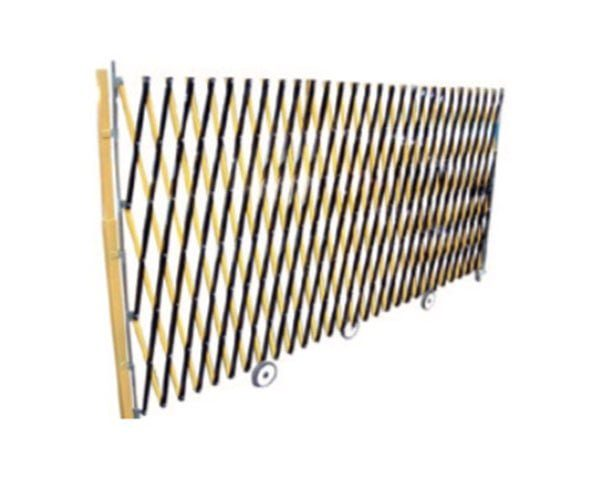 8M Expandable Barrier - Wall Mounted |