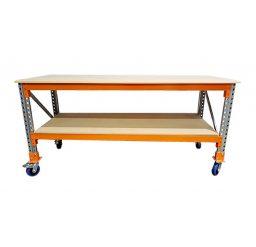 Heavy Duty Workbench Castor Kit