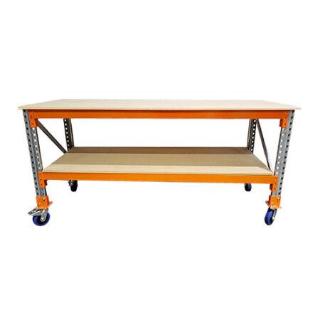 heavy-duty-workbench-castor-kit