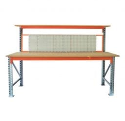 High Back with Square Panel Backboard