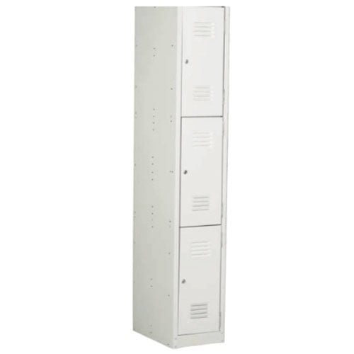 3 Tier Personal Lockers – 375mm |