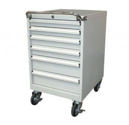 6 Drawer Mobile Tool Cabinet – 565 mm Wide