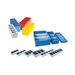 Plastic Parts Trays
