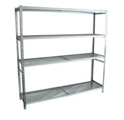 525mm Wide – 4 Shelves (1800mm H)