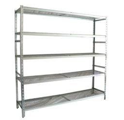 300mm Wide – 5 Shelves (2000mm H)