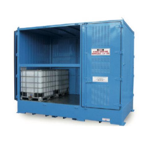 12 Pallet-Depth Relocatable Dangerous Goods Store |