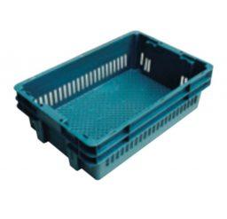 26 Litre 2000 Series Modular Crate & Lid – Vented