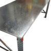 Heavy Duty Work Bench Galvanised Sheet Metal Top 3