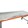Heavy Duty Work Bench Galvanised Sheet Metal Top 2