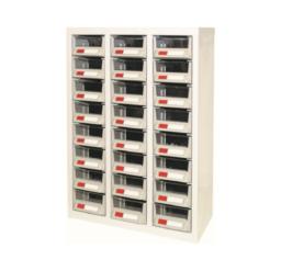 24 Bin Drawer Cabinet