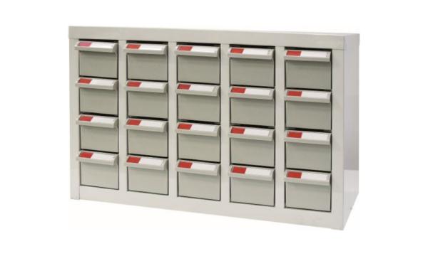 20 Bin Drawer Cabinet |