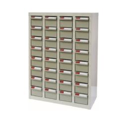 32 Bin Drawer Cabinet