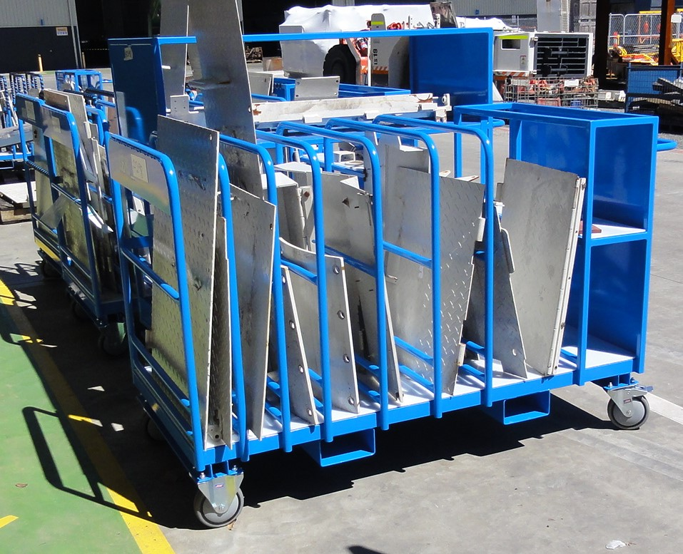 Custom Designed Trolleys |